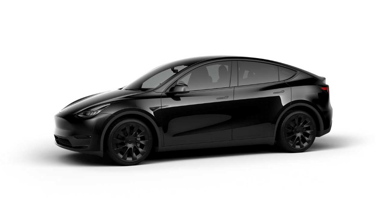 Tesla Model Y (design studio)