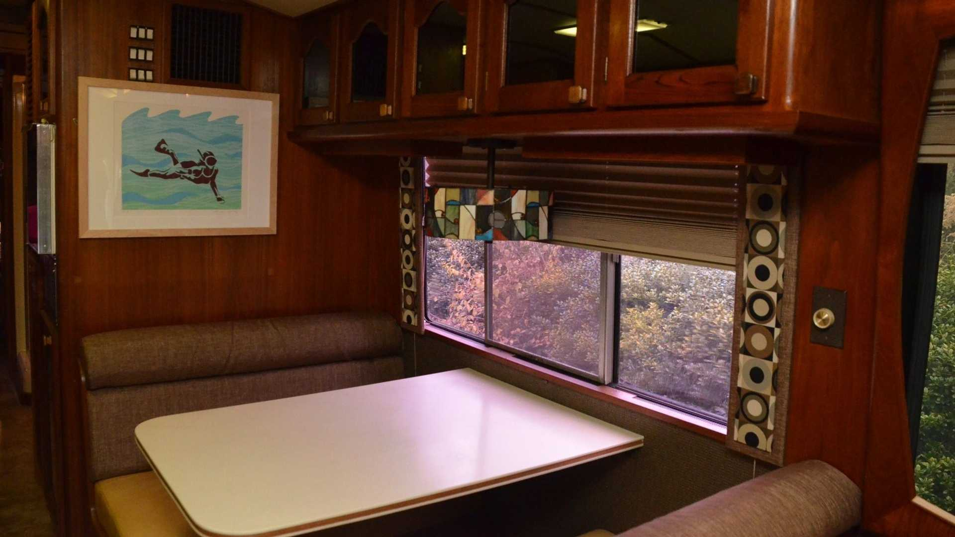 """[""""Travel In Style In This Prevost Liberty Coach Brougham Edition""""]"""