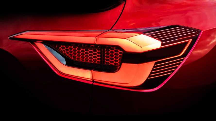 Nissan mostra lanternas de SUV abaixo do Kicks