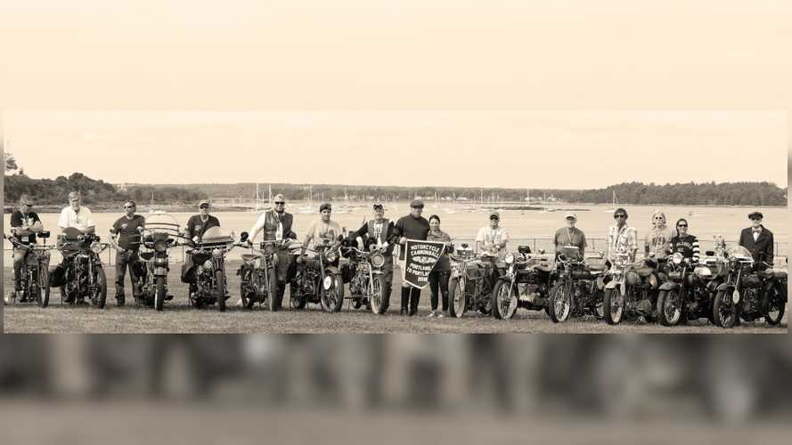 Motorcycle Cannonball Is Headed South This September