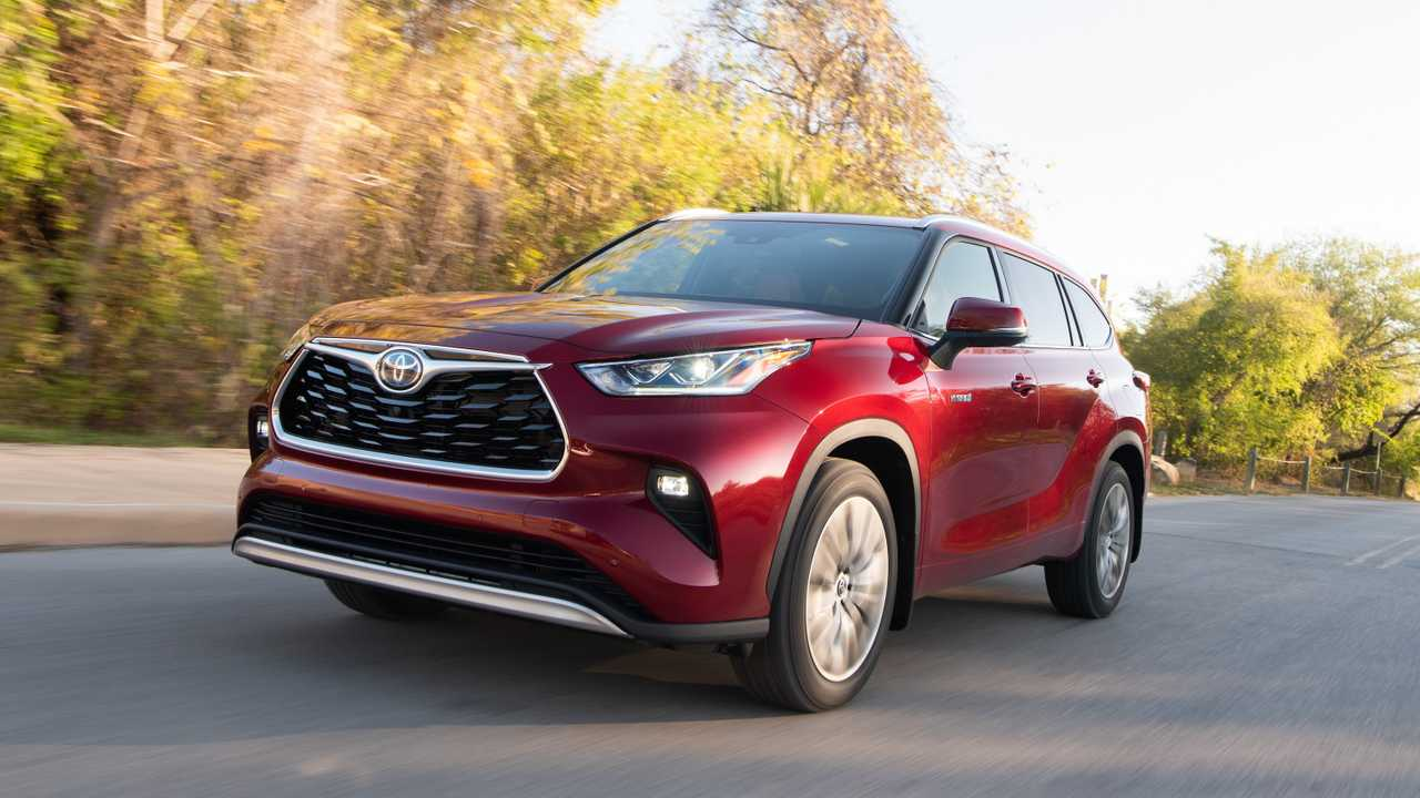 2020 Toyota Highlander Hybrid First Drive Review: Hy And Drive