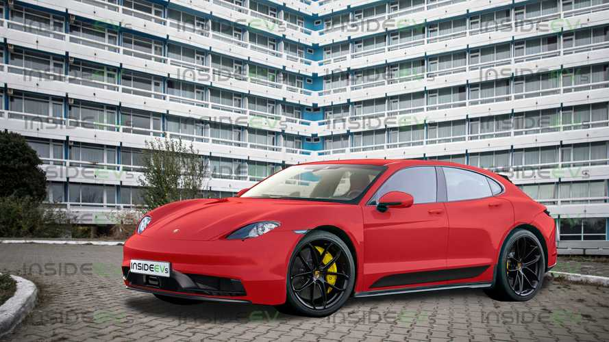 Sub-Taycan Electric Sedan Could Become Porsche's Bread And Butter EV
