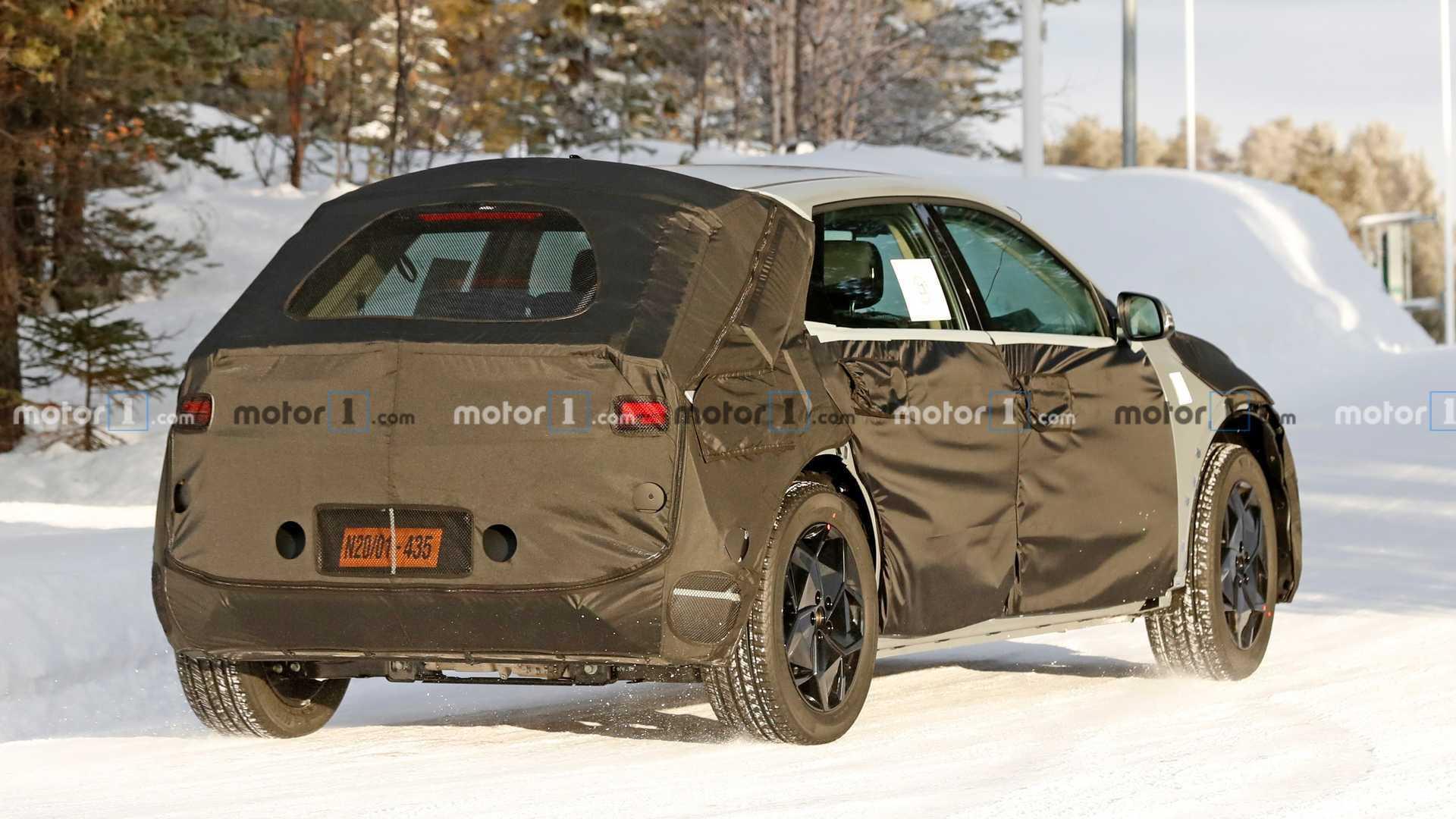2021 Hyundai EV/45 8