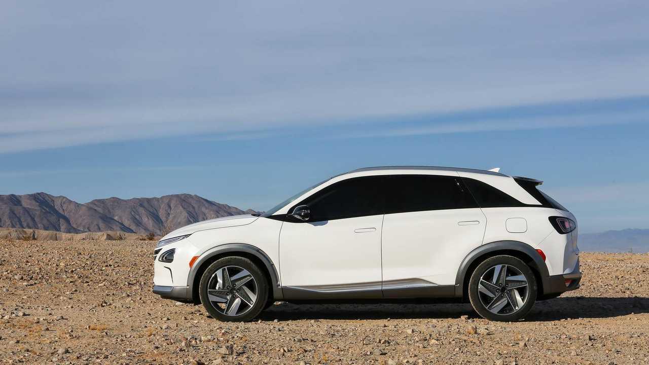 Hyundai NEXO FCV