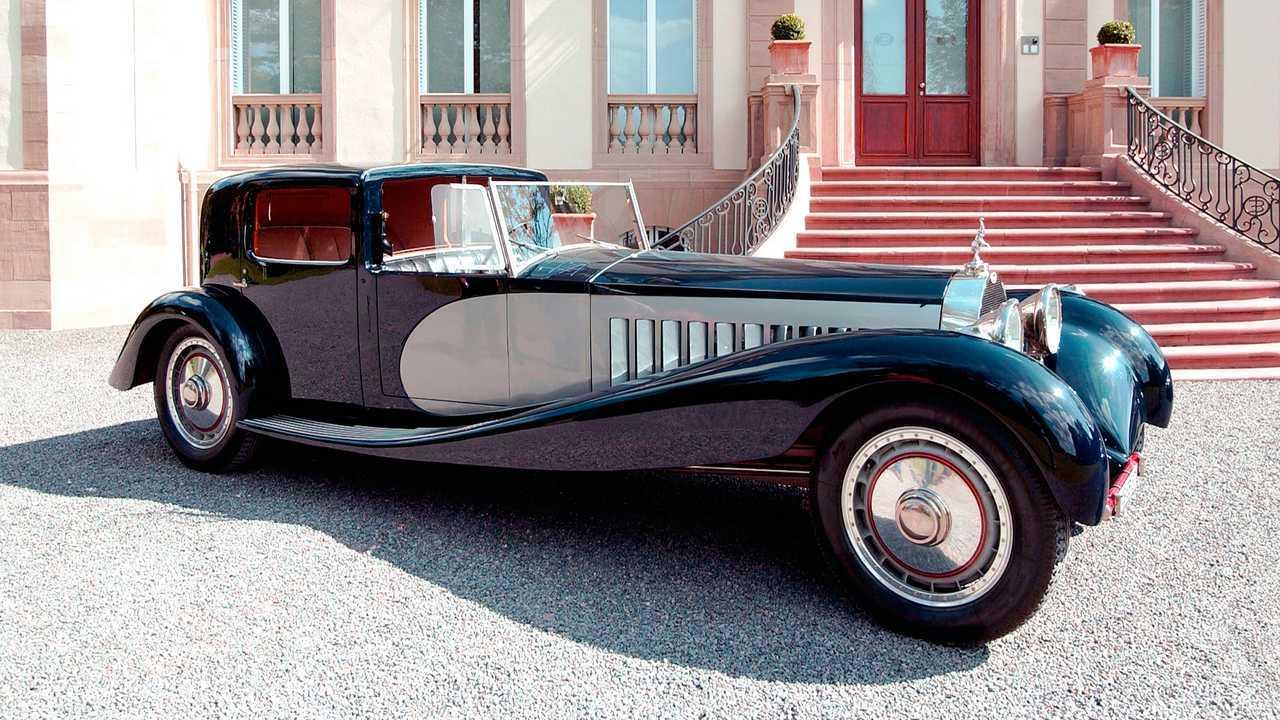 2. Bugatti Type 41 Royale (1938) - 28,6 millones de euros