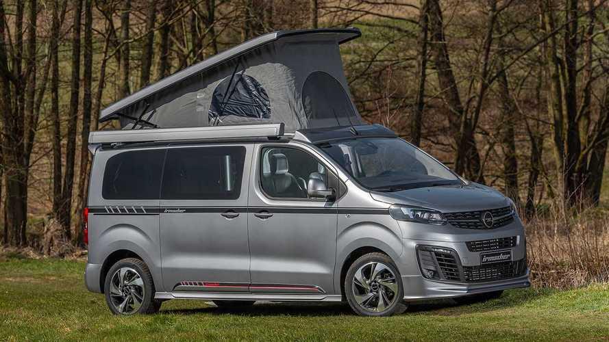 Irmscher Opel Zafira is3 'Free': una camper también puede ser tuning