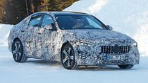New Mercedes-AMG C-Class Saloon spy photos