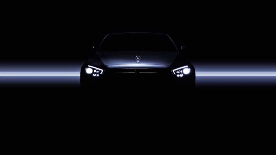Mercedes Teases E-Class Refresh One More Time Before Geneva Debut