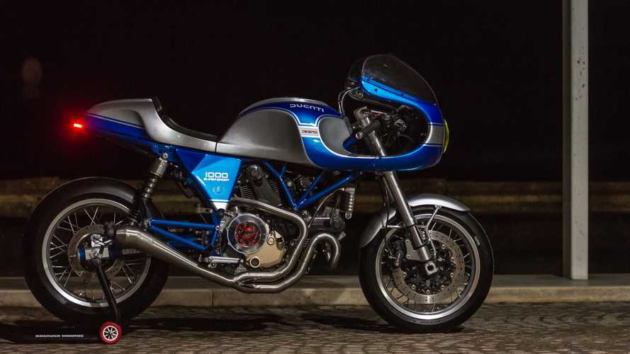 Ducati 1000 Super Sport by Greaser Garage