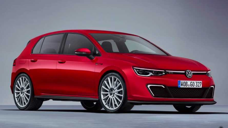2021 VW Golf GTI Rendering 'Fixes' The Design Issues