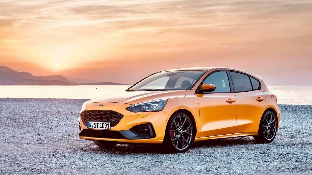Ford Focus ST - 47 %