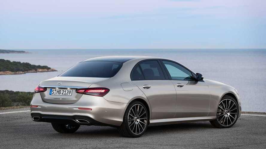 Mercedes-Benz Clase E 2020: nuevo diseño y mucha más tecnología