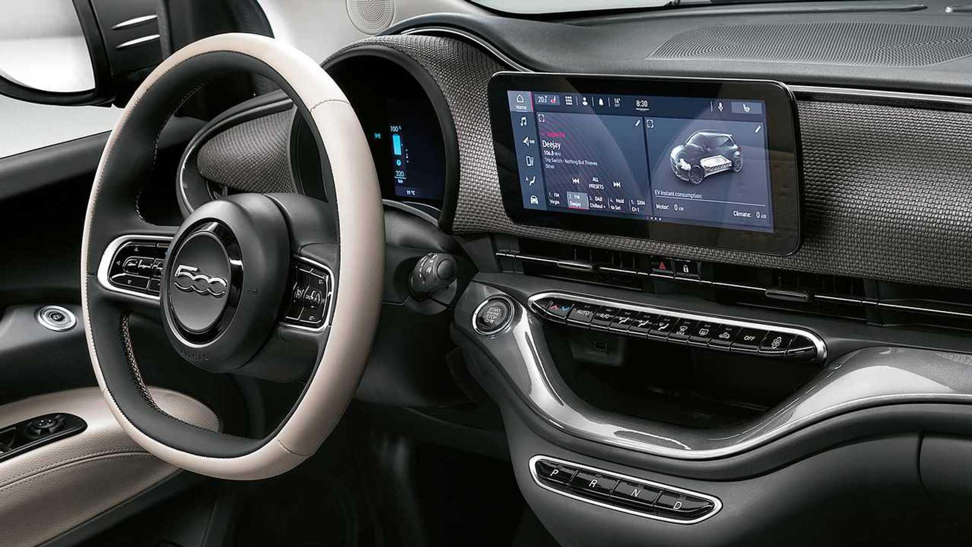 Fiat 500e (2020) 12