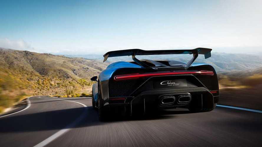 Ready Stock, Bugatti Chiron Surplus 50 Unit untuk Pancing Pembeli