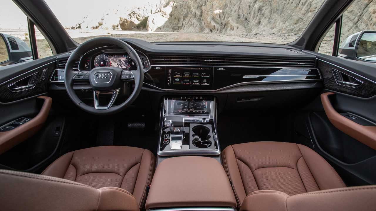 2020 Audi Q7 First Drive Review Smarter And Sharper