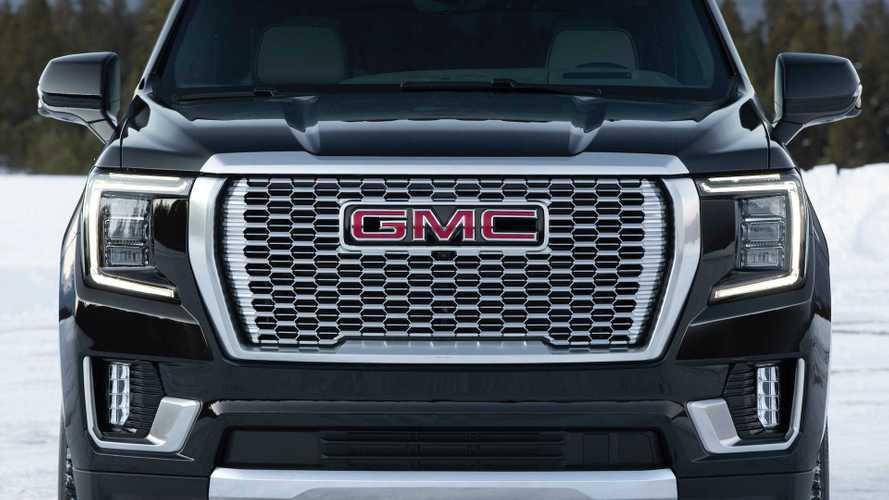 2021 GMC Yukon Getting Illuminated Badge As Dealer Upgrade