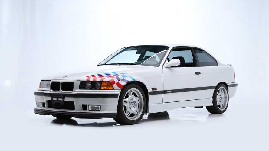 Los siete BMW M3 de Paul Walker a subasta