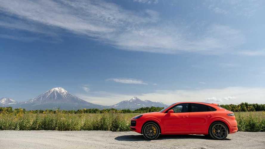 Porsche Kamchatka Camp