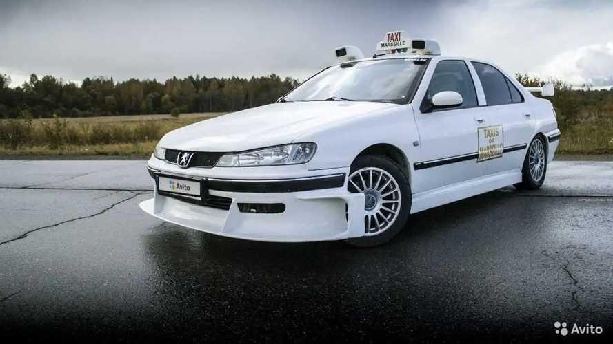 Réplique Peugeot 406 Taxi 2