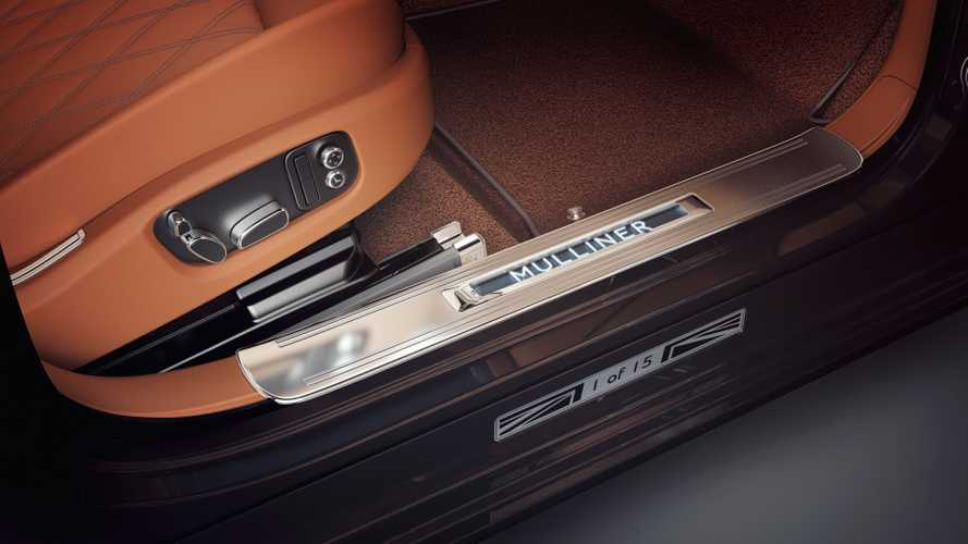 Bentley Mulsanne EWB Limited Edition от Mulliner
