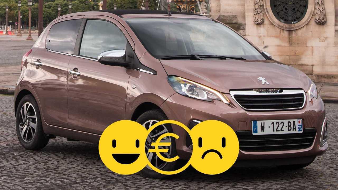 Promozione Peugeot 108 Febbraio 2020