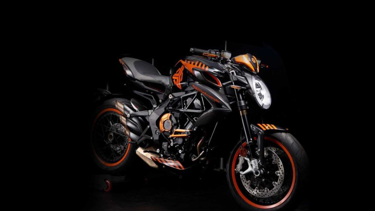 TheArsenale x MV Agusta Dragster 800RR