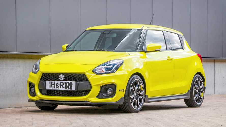 H&R Suzuki Swift Sport