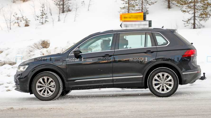El Volkswagen Tiguan 2020 estrenará versión GTE