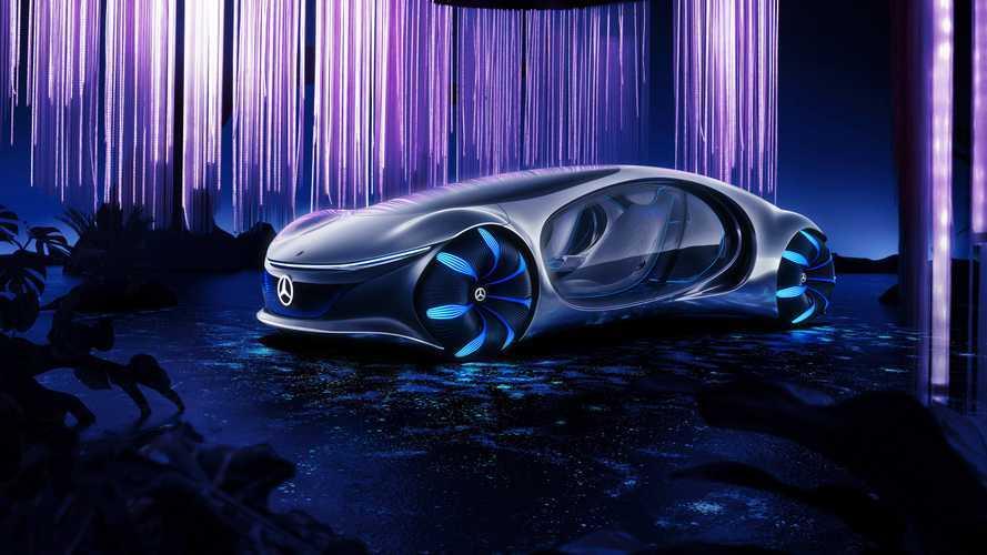 Mercedes-Benz Vision AVTR Concept, un prototipo inspirado en 'Avatar'