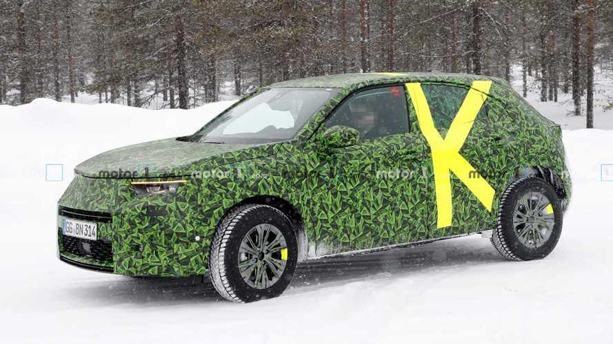 Yeni nesil Opel Mokka ilk kez görüntülendi