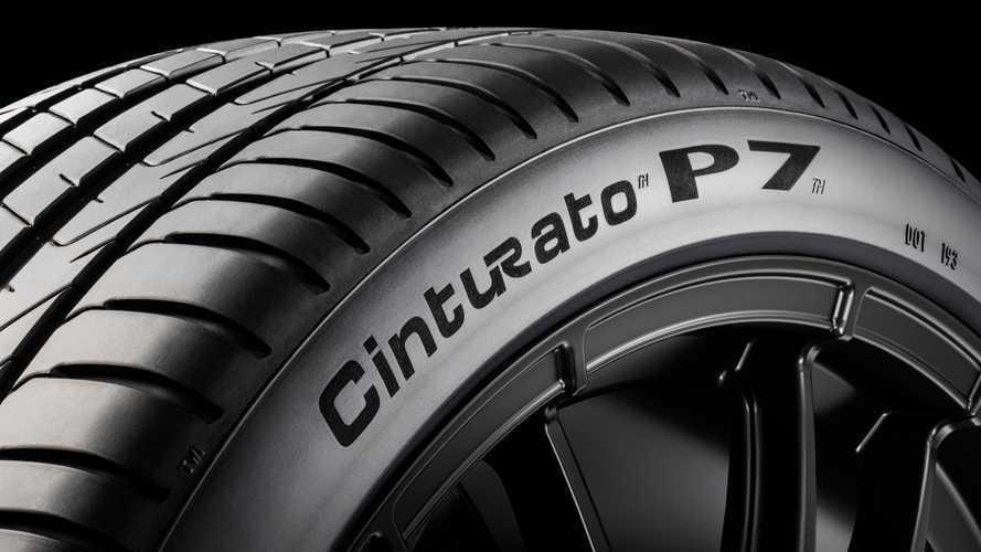 Pirelli, per i 70 anni arriva il nuovo Cinturato P7
