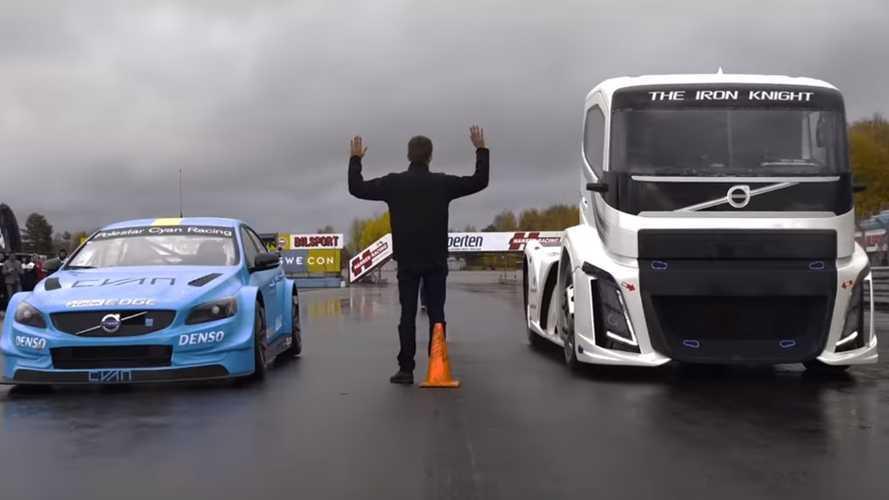 Volvo Trucks, i video delle sfide più estreme