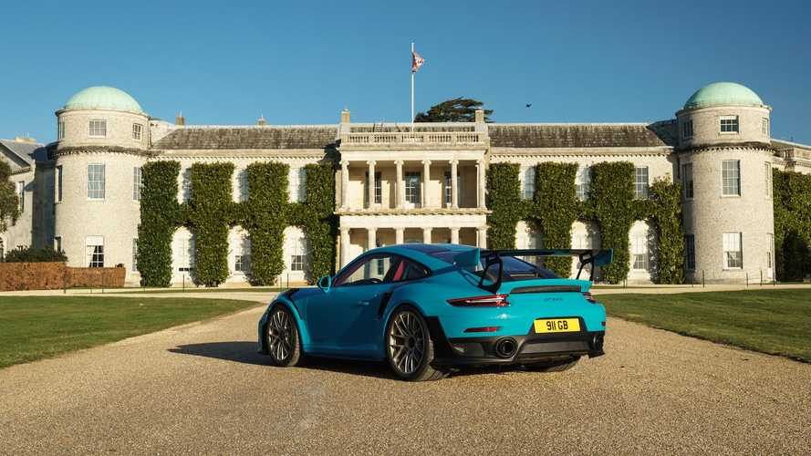 70 years of Porsche to be celebrated at Festival of Speed