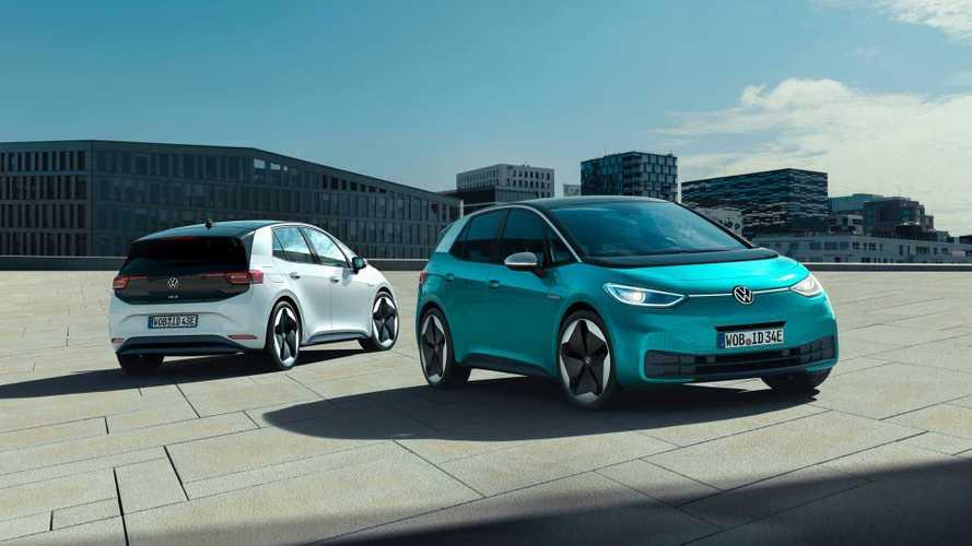 Volkswagen ID.3, la versione da 77 kWh potrebbe avere solo 4 posti