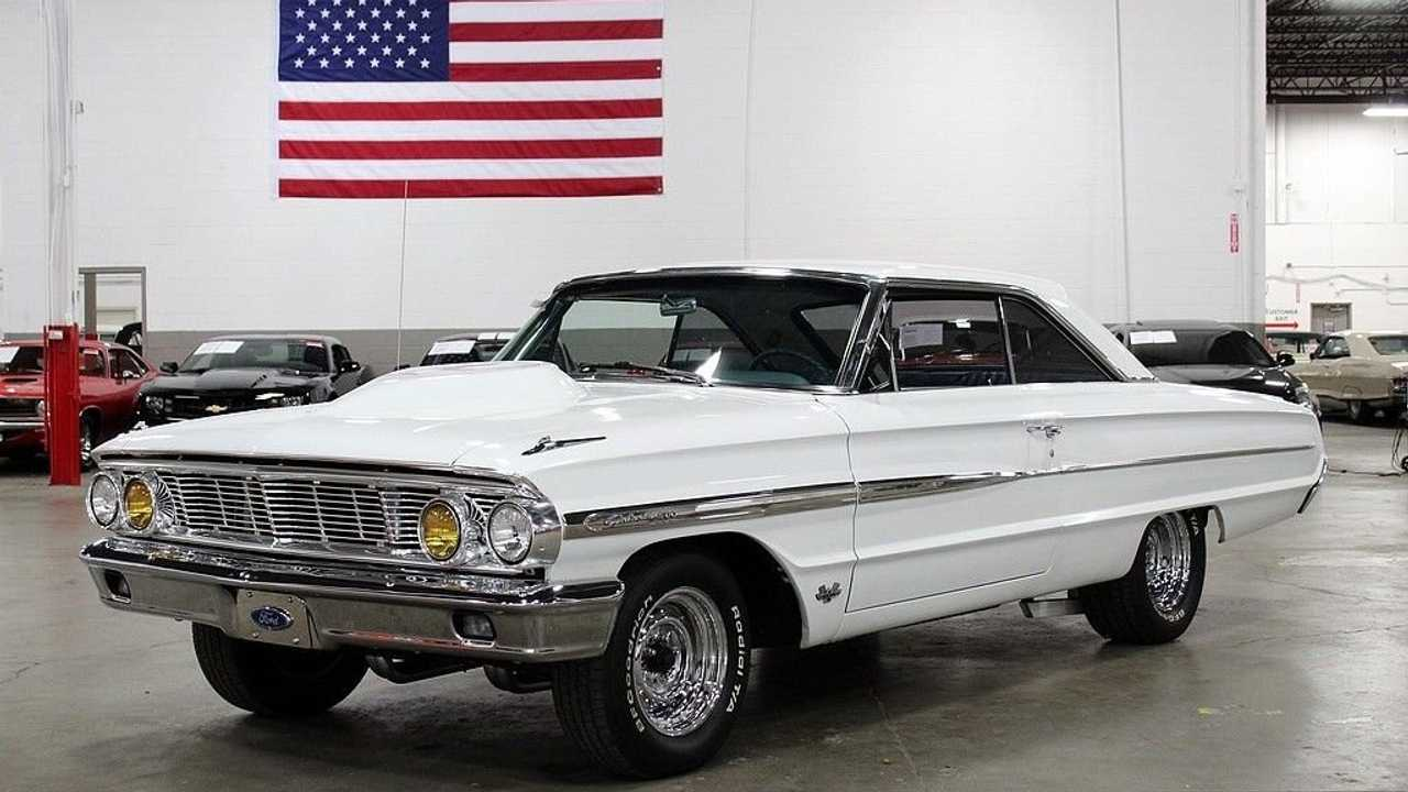 Drive Away In This Stellar 1964 Ford Galaxie 500