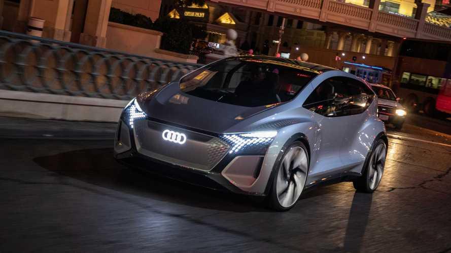 Audi AI:ME Concept