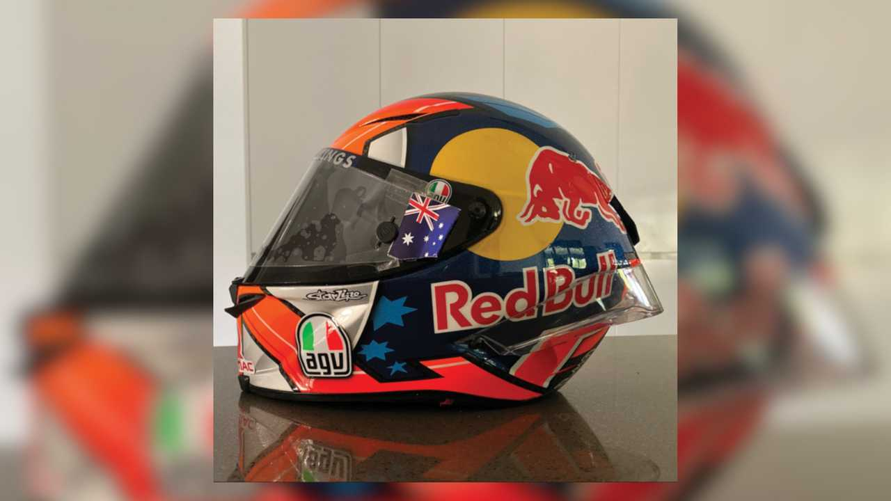 Jack Miller 2018 MotoGP Helmet Auction