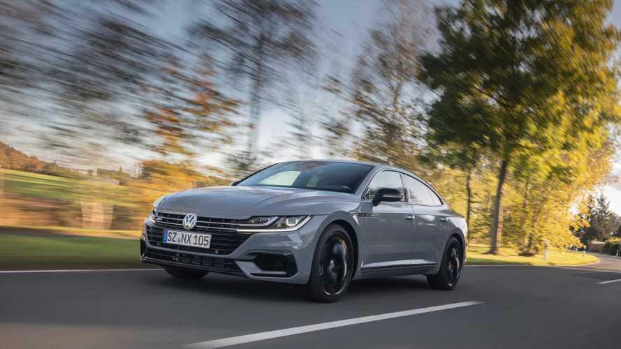 Volkswagen объявил рублевые цены Arteon