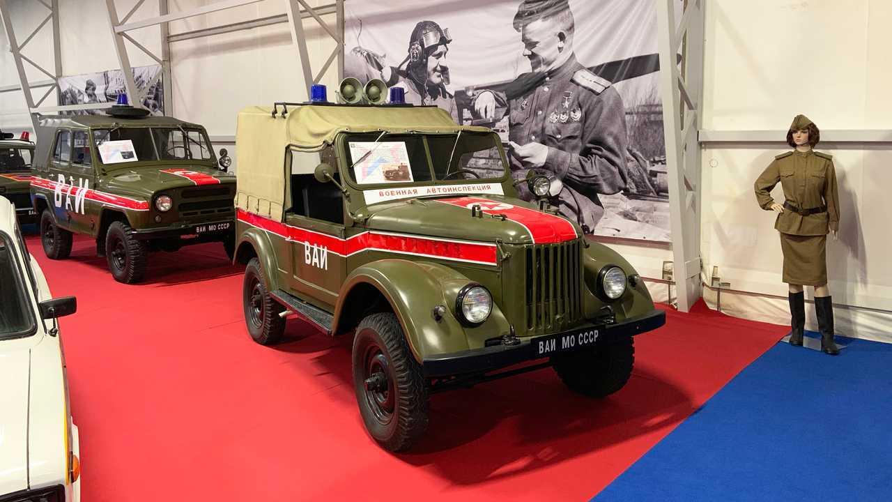 Vergessene Militärfahrzeuge der UdSSR: GAZ-69