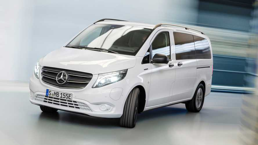 Mercedes-Benz Vito ve eVito Tourer (2020)
