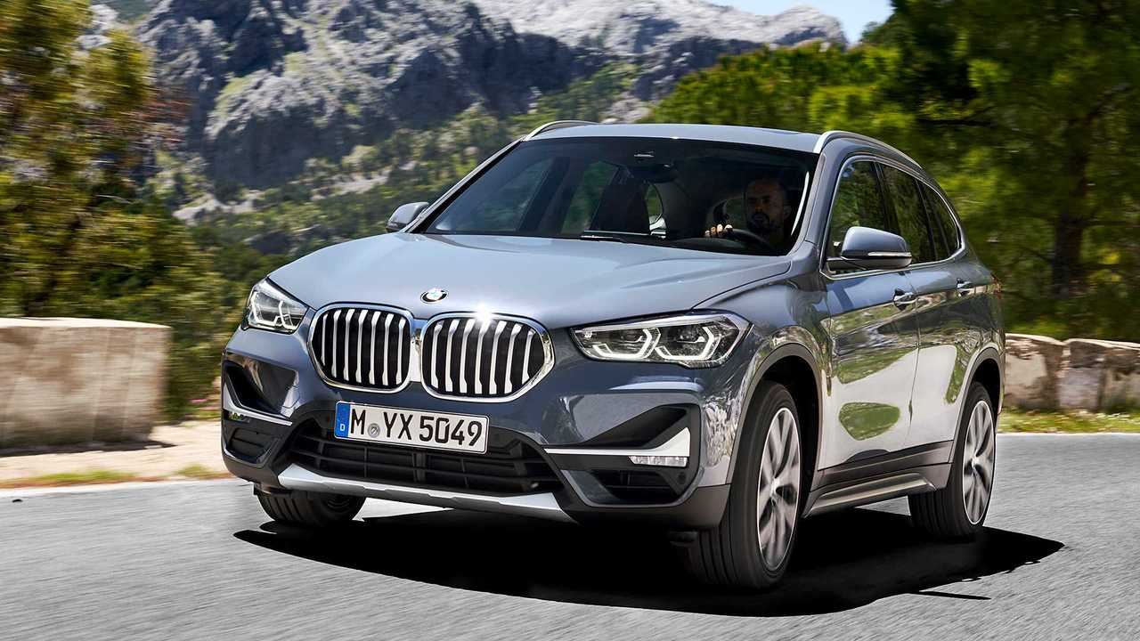 10. BMW X1 sDrive16d