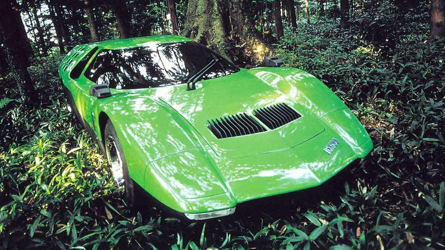 Concept oublié - Mazda RX-500 (1970)