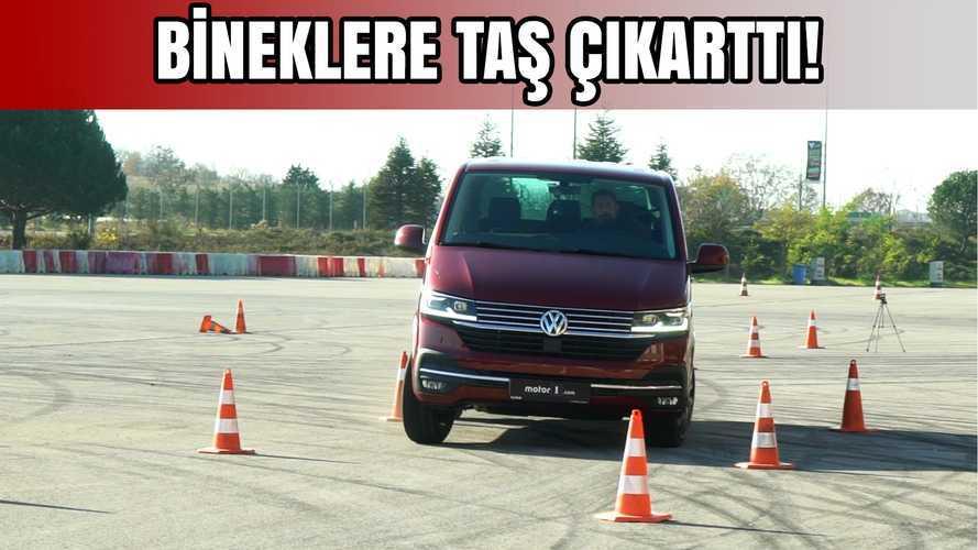 2019 Volkswagen Caravelle Comfortline | Geyik Testi
