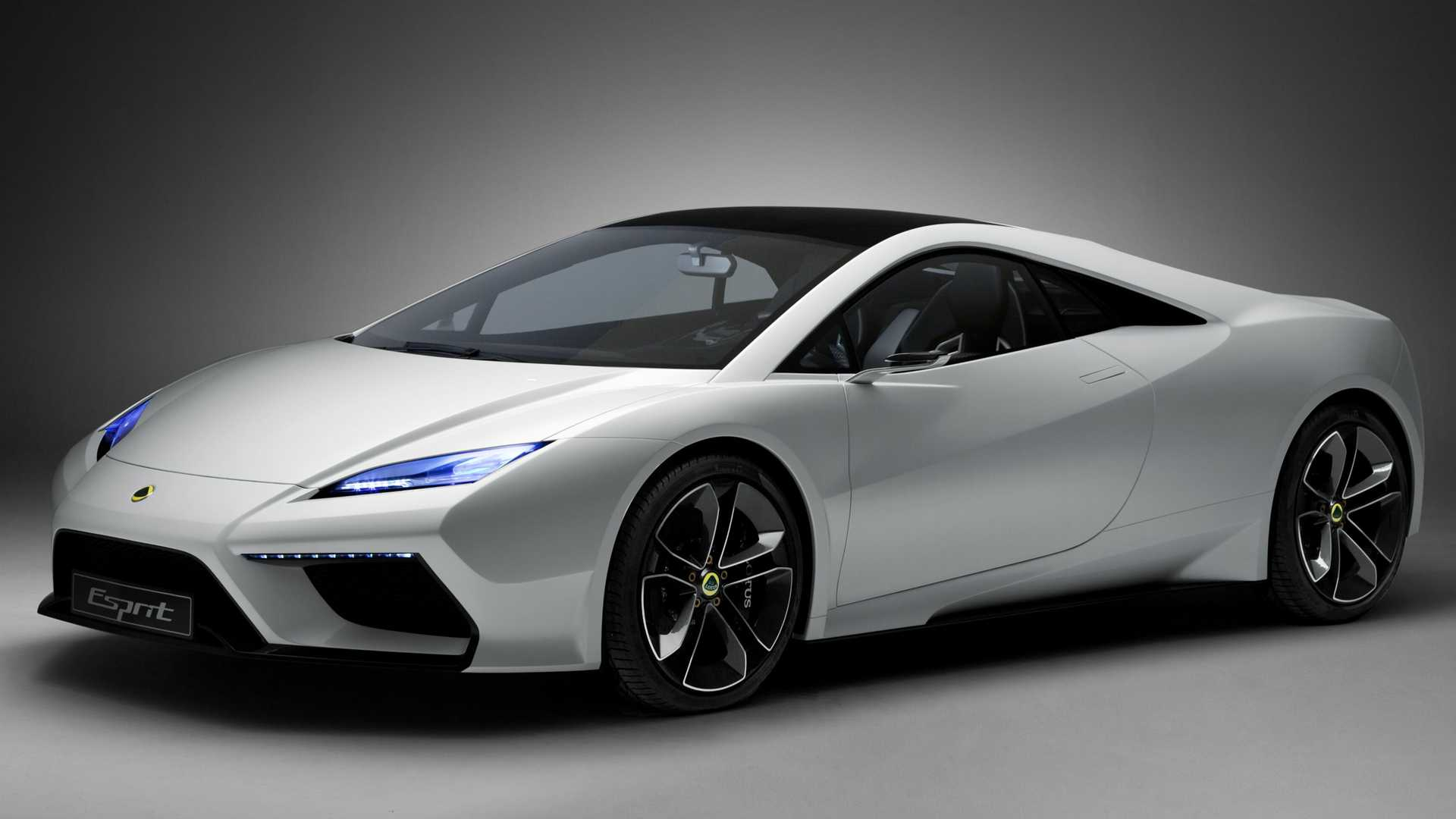 4 Lotus Esprit successor could have hybrid V4 with 4+ bhp