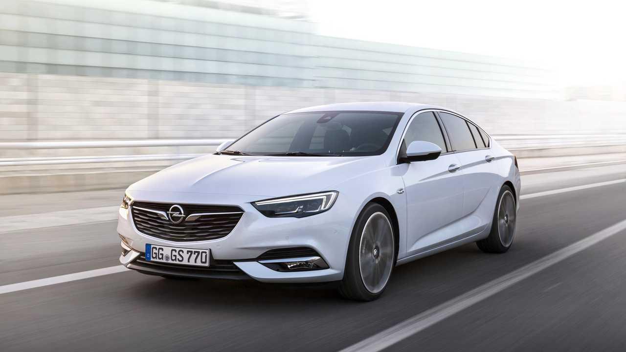Opel Insignia Grand Sport - Buick Regal Sportback
