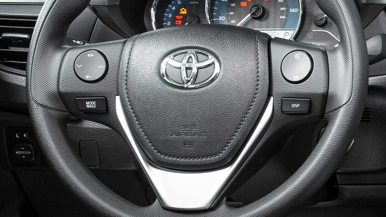 Airbag Toyota