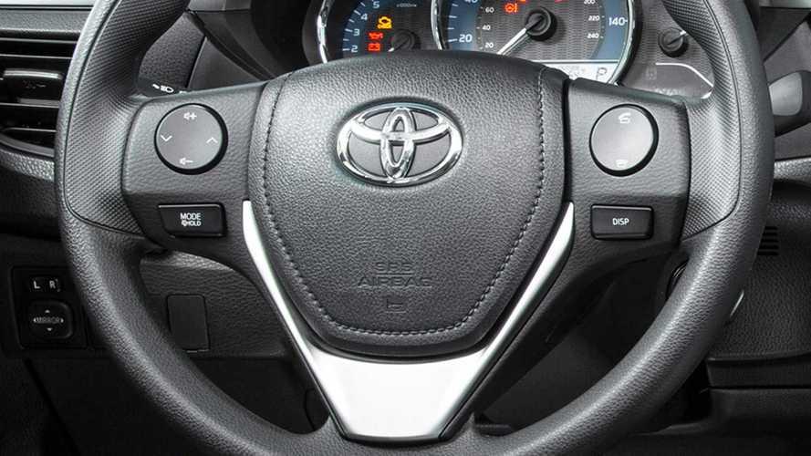 Toyota richiama 3,4 milioni di auto per airbag difettosi