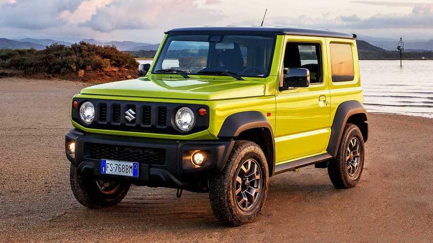 Suzuki Jimny, ci rivediamo nel 2021