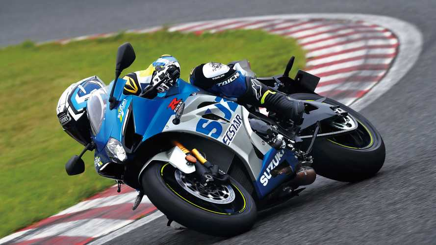 Suzuki GSX-R1000R recebe inspiração das pistas