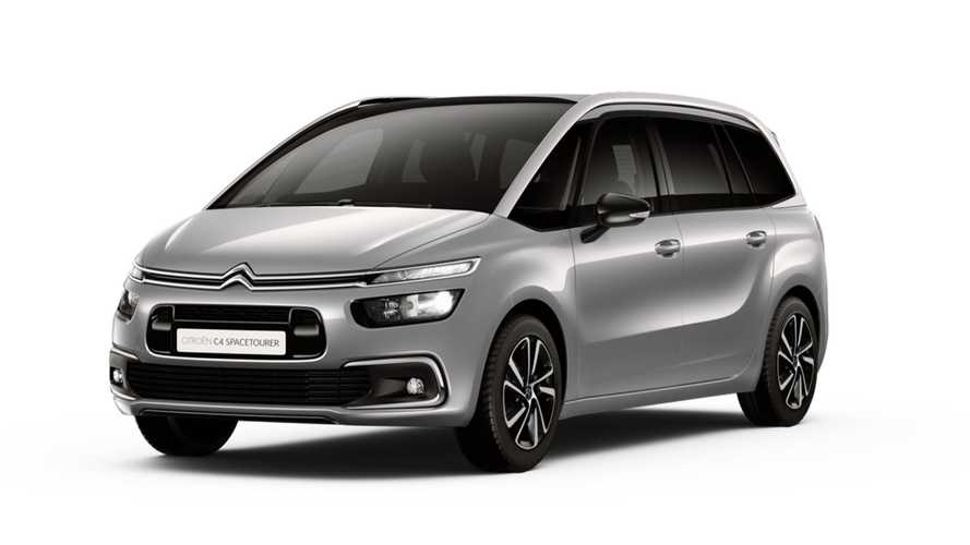 Citroen Grand C4 SpaceTourer updated with prices from £28,730